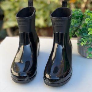 HUNTER🔴Rain Boots Classic short Sz 10 women's